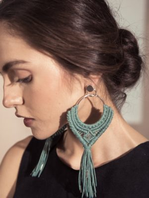 Centuria Twist Earrings