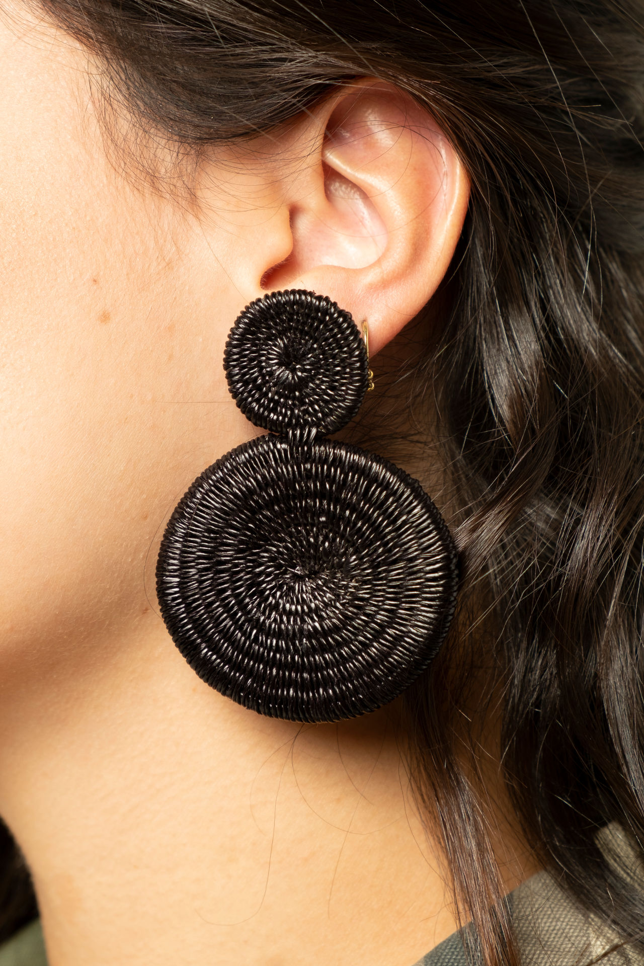 Aretes Tortuga Earrings
